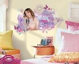 Violetta - Music, Love & Passion 2 (sticker murale) Decalcomania da muro