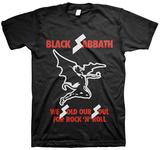 Black Sabbath - Sold Our Soul T-Shirt