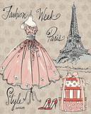 Fashion Week III Posters af Anne Tavoletti