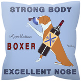 Appelation Boxer Pillow Throw Pillows