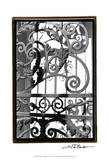 Wrought Iron Elegance II Posters by Laura Denardo