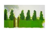 Thorpe 2010 Giclee Print by Sally Muir