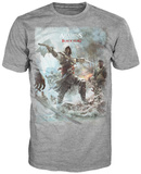 Asassins Creed Black Flag - Cover Art T-shirts