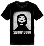 Snoop Dogg - Face Distressed T-shirts