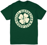 Social Distortion  - Irish Tシャツ