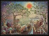 Sunshine Daydream 1000 Piece Puzzle Jigsaw Puzzle