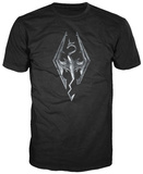 Skyrim - Dragon Logo Shirts