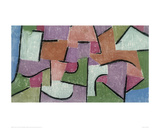 Overland, 1937 Giclee Print by Paul Klee