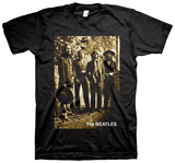 The Beatles - Sepia 1969 T-shirts