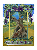 Black Olives, 2014 Giclee Print by Jennifer Abbott