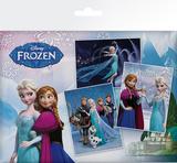 Frozen Micro Poster Set - Reprodüksiyon