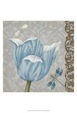 Garden Romance IV Print by June Erica Vess