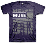 Muse - One Shade Of Grey T-shirts
