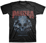 Pantera - Domination Distressed Shirts