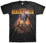 Five Finger Death Punch - Purgatory Shirt
