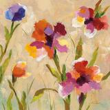 Bold Bright Flowers III Poster by Silvia Vassileva