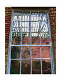 The Orangery Window, 2012 Giclee Print by Helen White