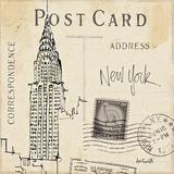 Postcard Sketches I Plakater af Anne Tavoletti