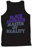Tank Top: Black Sabbath - Master Of Reality Camiseta sin mangas