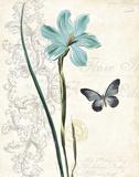 Lila Bleu I Plakat av Katie Pertiet