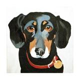 Buster, 2012 Giclee Print by Jennifer Abbott