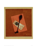 Relatively Weighed Up, 1930 Giclee Print by Paul Klee