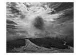 Misty Weather VII Prints by Martin Henson