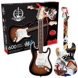 Fender 2 Sided 600 Piece Puzzle Jigsaw Puzzle