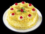Mango Cake Photographic Print by  highviews