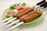 Seekh Kabab Photographic Print by  highviews