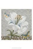 Garden Romance II Kunstdruck von Erica J. Vess