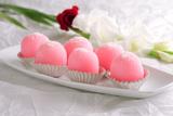 Fresh Pink Chumchum Photographic Print by  highviews