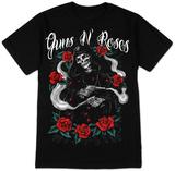 Guns N Roses - Roses Reaper Shirts