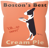 Boston's Best Pillow Throw Pillows