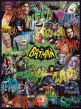 DC Batman TV 1000 Piece Puzzle Puzzle