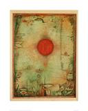 Ad Marginem, 1930 Giclée-Druck von Paul Klee