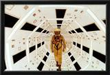 2001: A Space Odyssey Directed by Stanley Kubrick Avec Gary Lockwood Framed Photographic Print