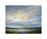 Coastal Clouds VI Premium Giclee Print by Sheila Finch