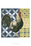 Classic Rooster I Posters by  Vision Studio