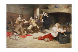 Spies of the Republic, 1909 Giclee Print by John Arthur Lomax