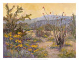 Desert Repose IV Giclee Print by Nanette Oleson