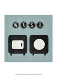 Vintage Wash III Poster by Amy Lighthall