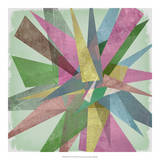 Burst II Giclee Print by Jennifer Goldberger