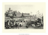Scenes in China VII Giclee Print by T. Allom