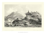 Scenes in China II Giclee Print by T. Allom