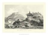 Scenes in China II Giclee Print by T. Allom