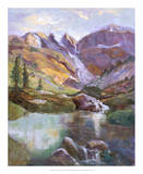 Western Vistas II Giclee Print by Nanette Oleson