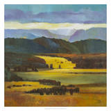 Mountain Light Giclee Print by Judith D'Agostino