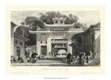 Scenes in China V Giclee Print by T. Allom