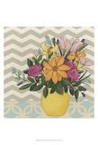 Patterns & Petals I Prints by June Erica Vess